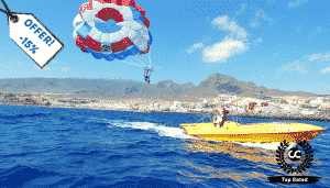 parascending adventure