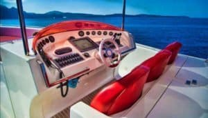 great motorboat for hire in south tenerife