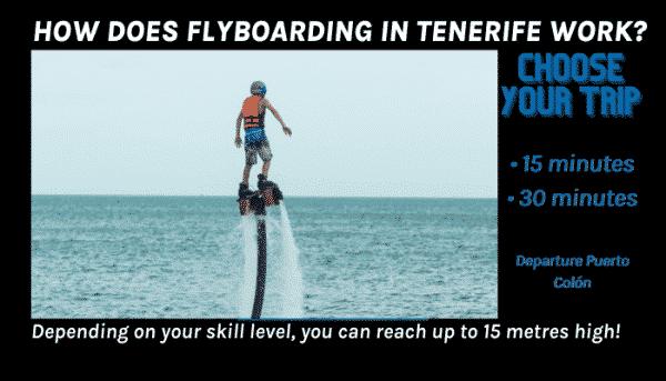 personen die willen leren flyboarden