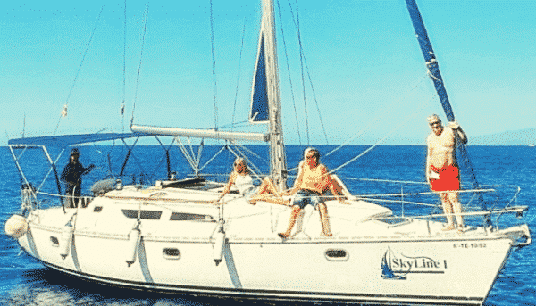 Skyline boat tour in Tenerife
