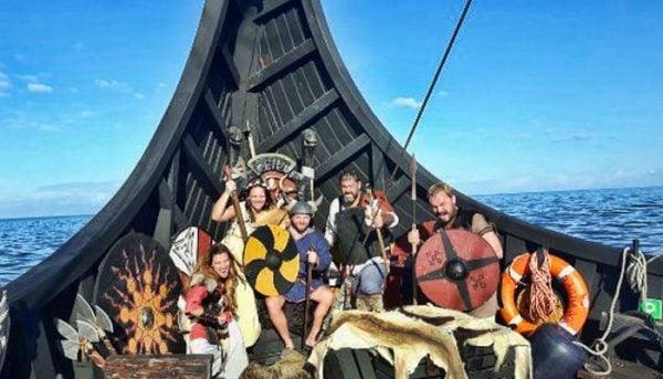 Viking in Tenerife