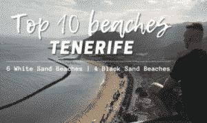 Best beaches to visit in Tenerife