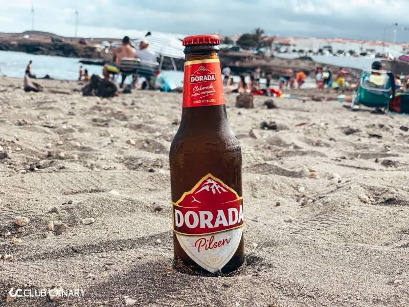 Local beers in Tenerife