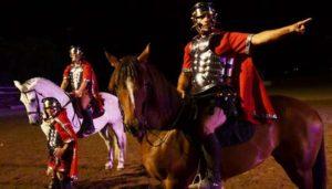 Romain soldaten