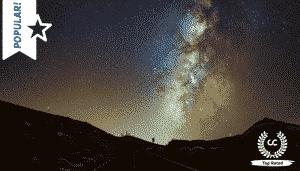 Stargazing in the National Park of Teide