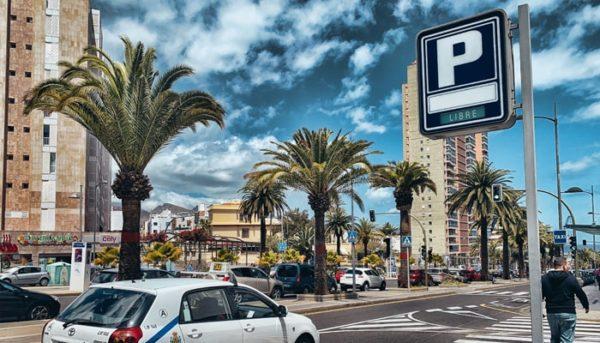Centrum of Santa Cruz Tenerife