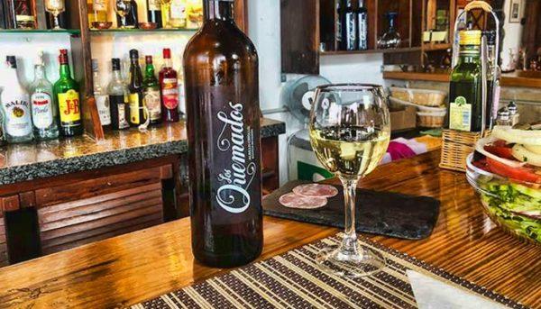Canary wine