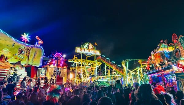 Attractions Carnival in Tenerife