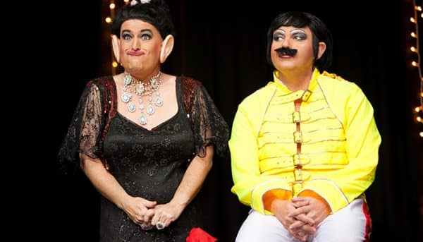 Drag queens show in Tenerife