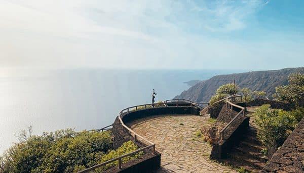 prachtig uitzicht tijdens El Hierro dagtocht