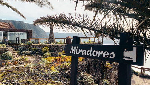 Miradores restaurant El Hierro