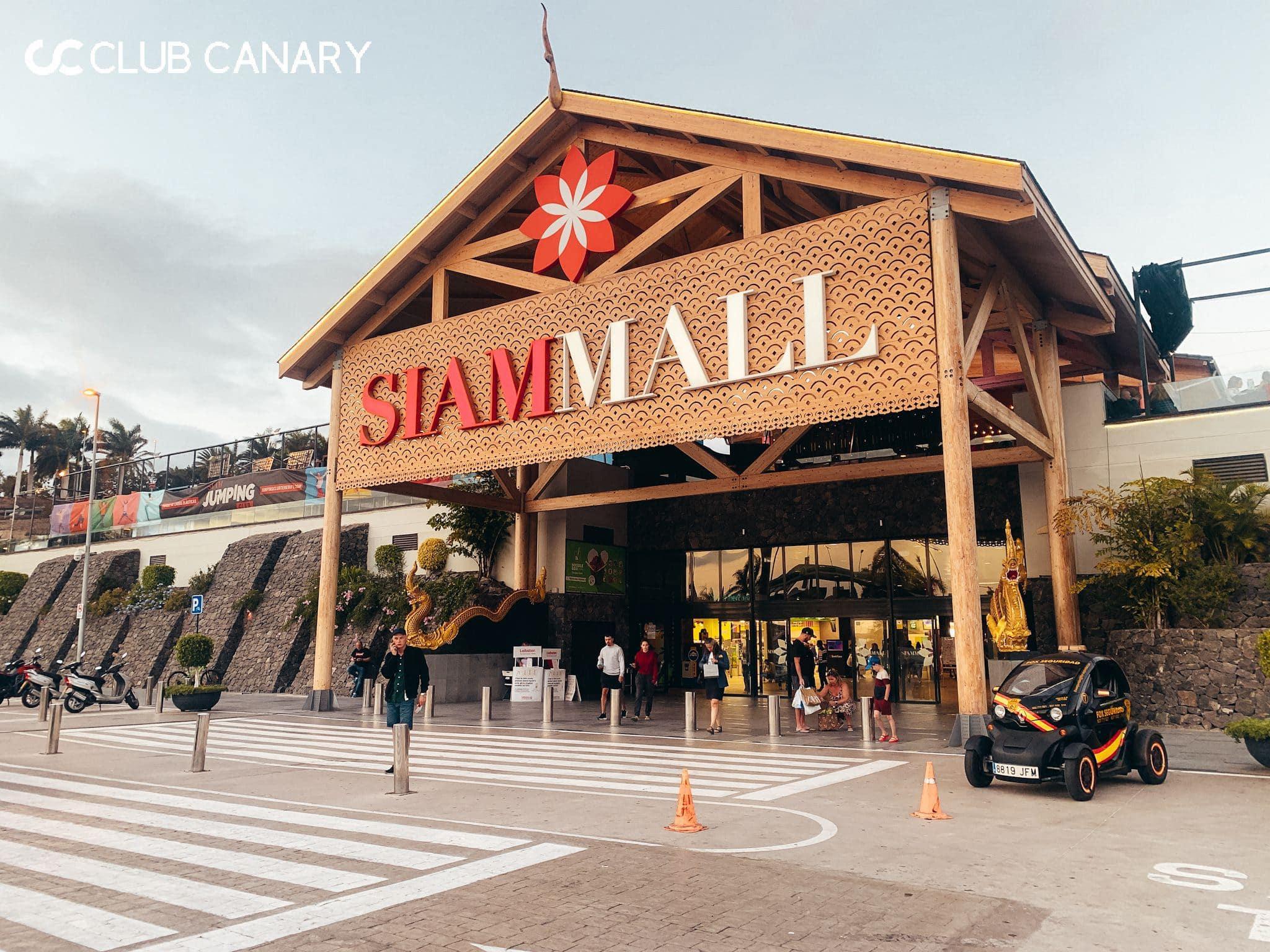 Siam Mall in Tenerife