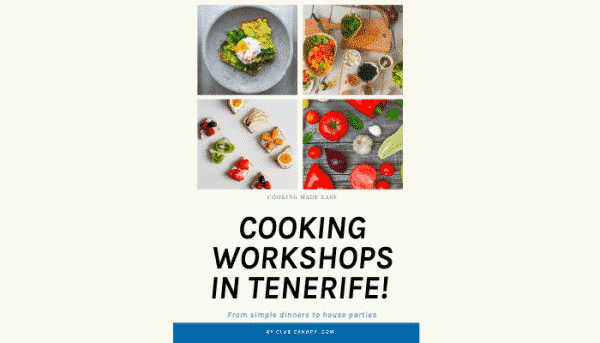 Cooking lessons in tenerife