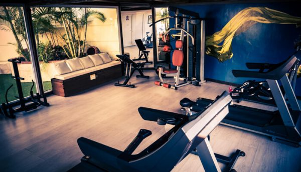 Fitness studio in Tenerife