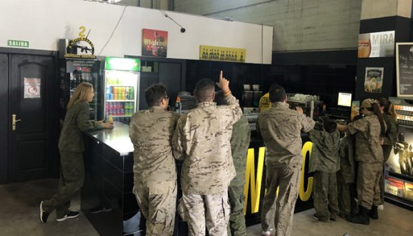 People who have played airsoft in Tenerife and order drinks