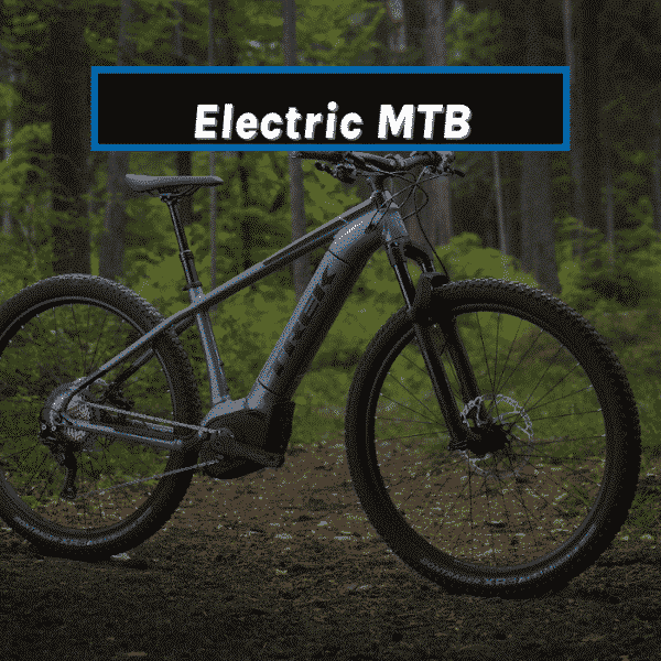 Hire a electric mountainbike in Tenerife