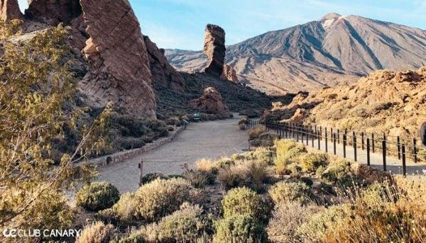 The National Park of El Teide