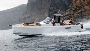Luxury yacht Charter in Tenerife
