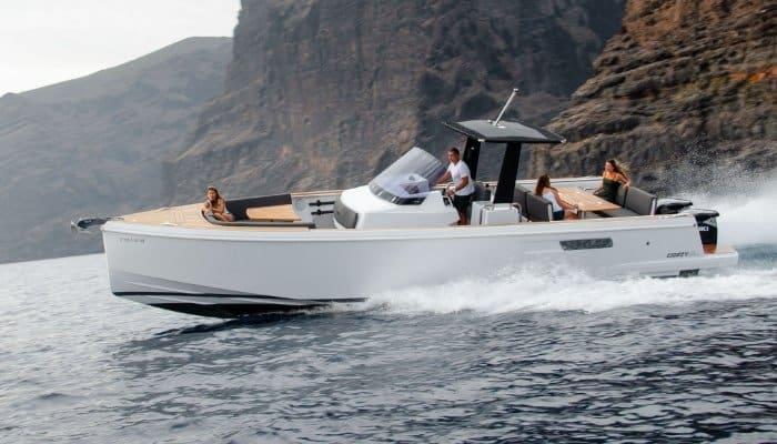Luxe jacht charter in Tenerife