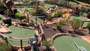 mini golf tenerife
