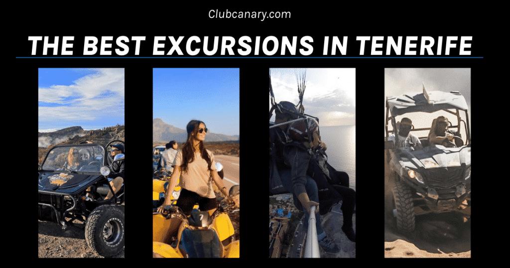De beste excursies op Tenerife