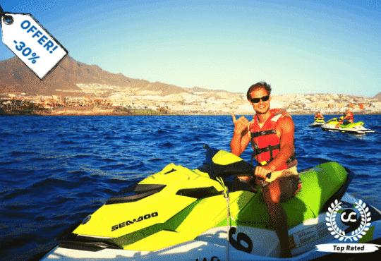 Tenerife jet ski tours